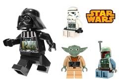 Звездные войны Будильник Лего