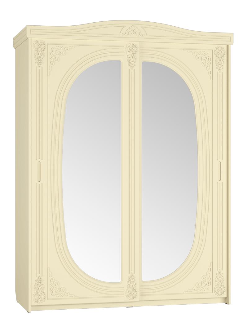 Ассоль, АС-16 Шкаф купе зеркало