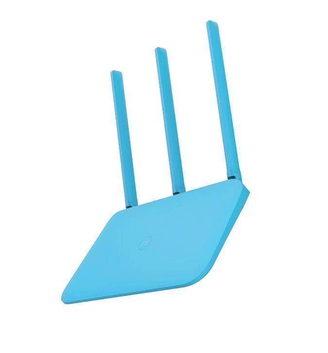 Роутер Xiaomi Mi Wi-Fi Router 4Q (Blue)