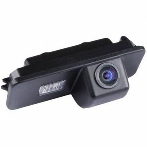 Штатная камера заднего вида Volkswagen Polo 10+ (хэтч)