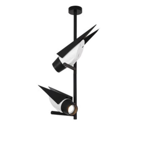 Накладной светильник 12-2 by DesignLed