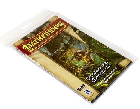 Pathfinder. Настольная ролевая игра. Составное поле «Древний лес»