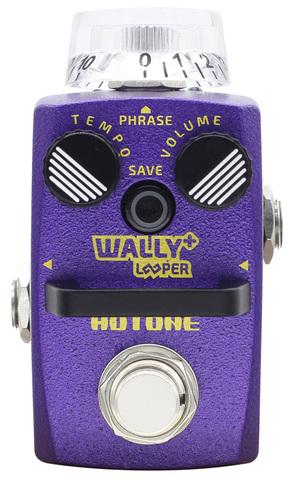 Hotone Wally+ Педаль-лупер для гитары