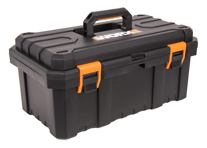 Комбо-набор: Дрель-шуруповерт аккумуляторная WORX WX101.9 +Фонарь аккумуляторный WORX WX028.9 20В, 2x1.5Ah, ЗУ 0,4А, набор оснастки 35шт, ящик