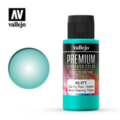 Premium Color 60ml. 077-Candy Racing Green