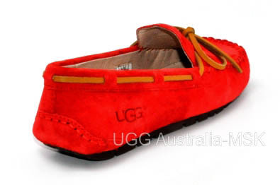 UGG Women's Dakota Red