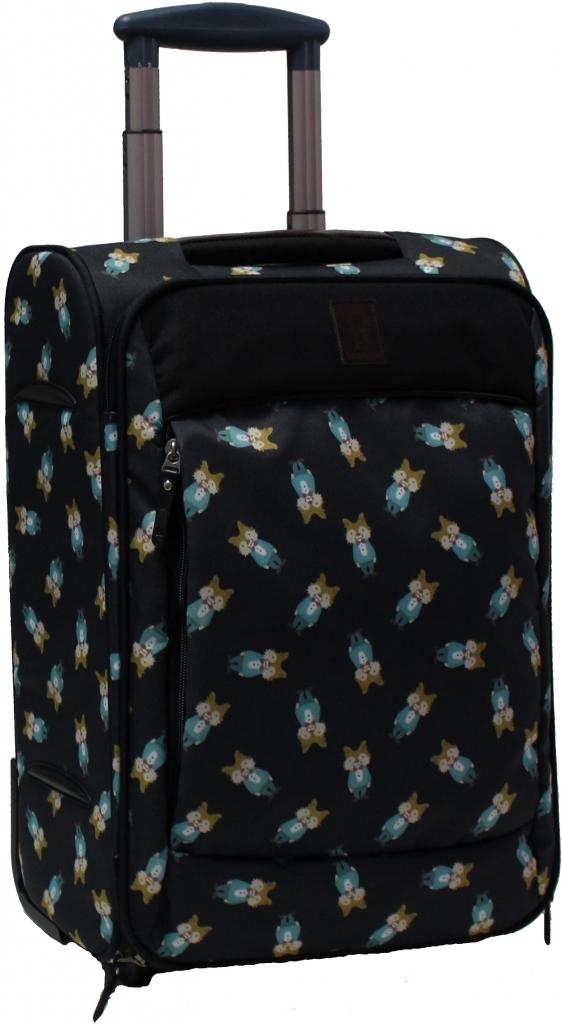 Дорожные чемоданы Чемодан Bagland Vichenzo 32 л. сублимация (бурундуки) (0037666194) 496bd33584d955e3913f1a3e82bb2f2d.JPG