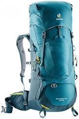 Deuter Aircontact Lite 40+10 Denim-Arctic - рюкзак туристический