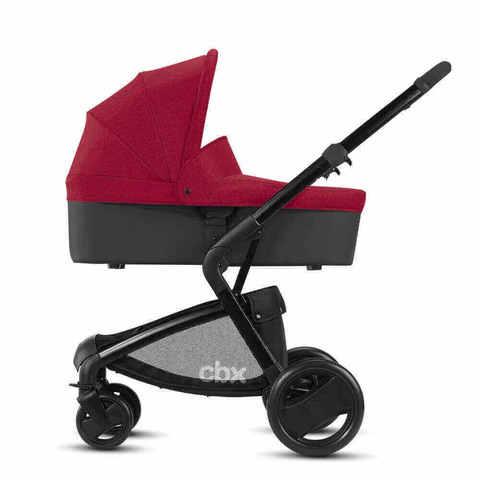 Детская коляска 2 в 1 CBX by Cybex Bimisi Pure Crunchy Red