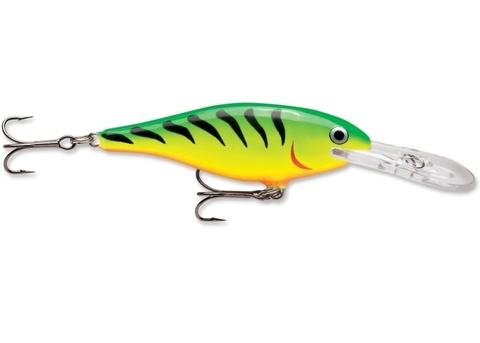Воблер RAPALA Shad Rap SR09-FT