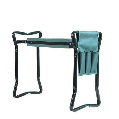 Складная садовая скамейка Перевертыш с карманами