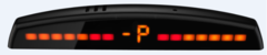 Парктроник 4Drive 4X-51/U58 BL с 4-мя датчиками для внутренней установки