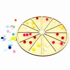 Пример использования Ритмического круга Нейромаг