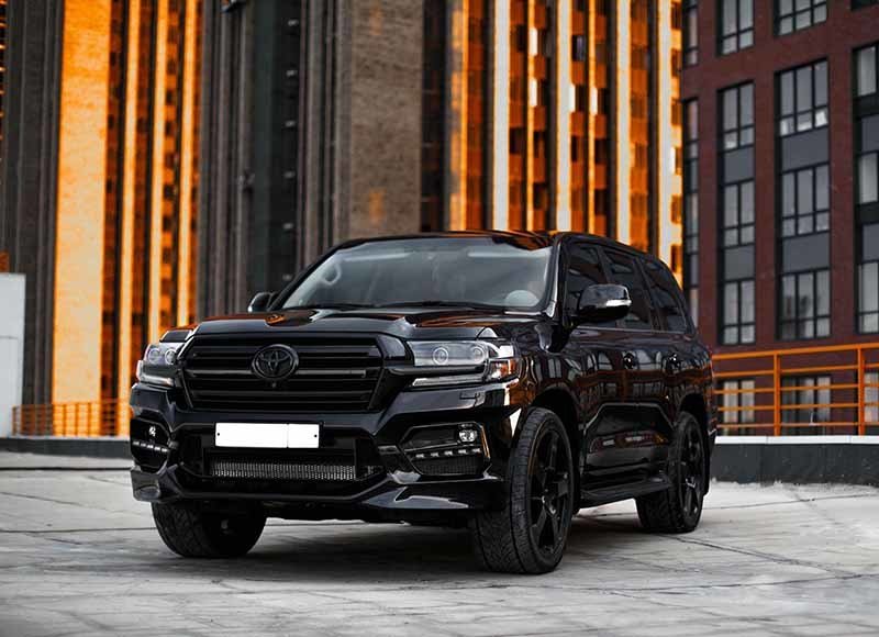 Обвес Renegade Design для Toyota Land Cruiser 200
