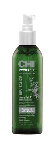 Средство для ухода за волосами и кожей головы CHI Power Plus Восстанавливающее, 104 мл