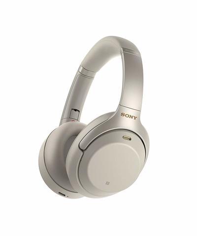 Наушники Sony WH-1000XM3 Silver (Серебристый)
