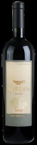 Golan Heights Winery Yarden Rom