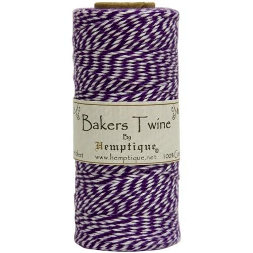 Шпагат Bakers Twine фиолетовый