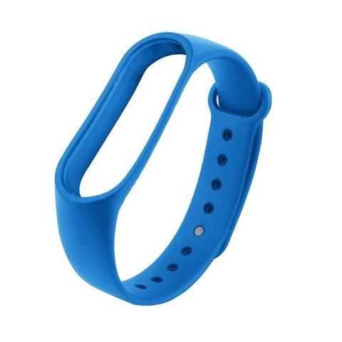 Ремешок для браслета Xiaomi Mi Band 5 (Синий)