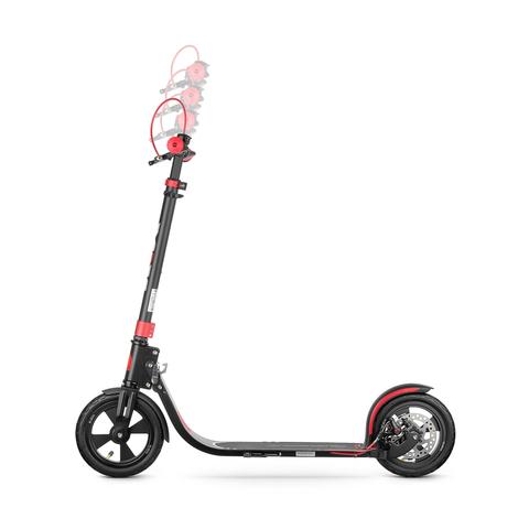 городской самокат блейд с надувными колесами