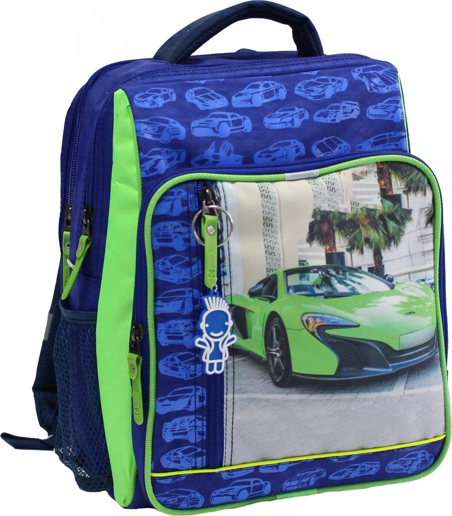 Школьные рюкзаки Рюкзак школьный Bagland Школьник 8 л. Электрик (зеленая машина 20) (00112702) e65076d21d4b718526e684473c359d55.JPG