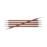 Спицы KnitPro Zing чулочные 5,5 мм/20 см 47042