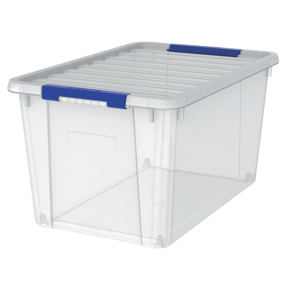 "Контейнер для хранения Sistema ""Storage"" 27 л"