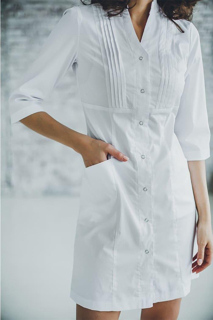 Халат женский медицинский М 134