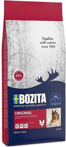 Bozita Original 22/11 Сухой корм для взрослых собак с нормальным уровнем активности