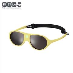 Очки солнцезащитные детские Ki ET LA Jokala 2-4 года. Yellow (желтый)