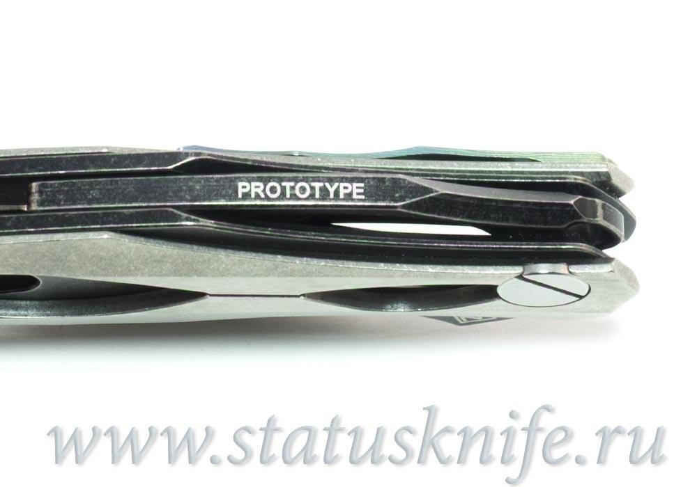 Нож Decepticon-3 Prototype Десептикон CKF - фотография