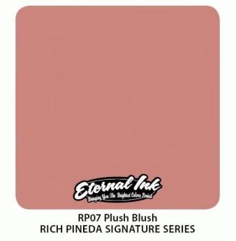 """Краска Eternal """"Plush Blush"""" для татуировки"""