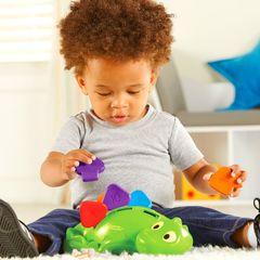 Игрушка для детей 2 года Стегозаврик Learning Resources