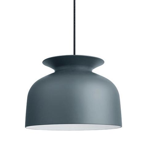 Подвесной светильник копия Ronde by Gubi M (темно-серый)
