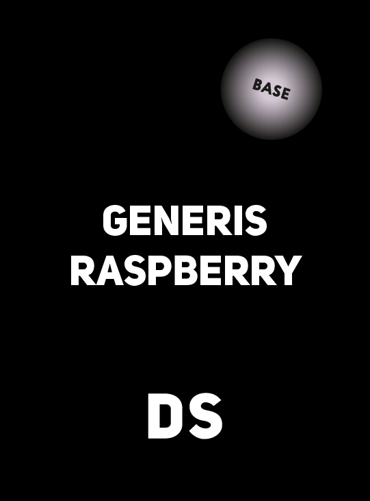 Аксессуар DS BASE GENERIS RASPBERRY 50
