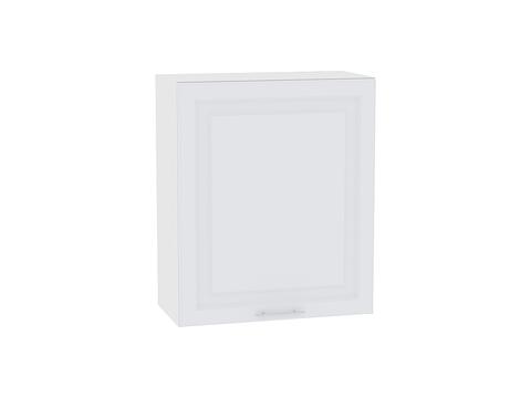 Шкаф верхний с 1-ой дверцей 600 Ницца Royal (Blanco)