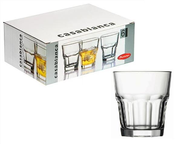 Набор стаканов Pasabahce Casablanca  360ml  6 шт.  52704-6