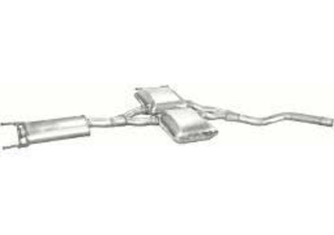 глушитель Ford Scorpio 2.0i-8V , 2,0i-16V , 2.3