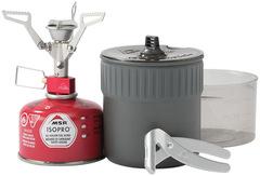 Горелка туристическая с посудой MSR PocketRocket 2 Mini Stove Kit