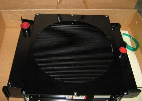 Радиатор / RADIATOR АРТ: 120-454