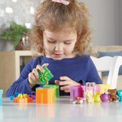 набор для сортировки Подарочки с сюрпризом (30 элементов) Learning Resources, арт. LER6803
