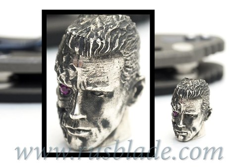 CUSTOM Sword Knot The Terminator