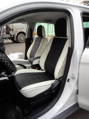 Чехлы на Mitsubishi ASX 2010–2021 г.в.