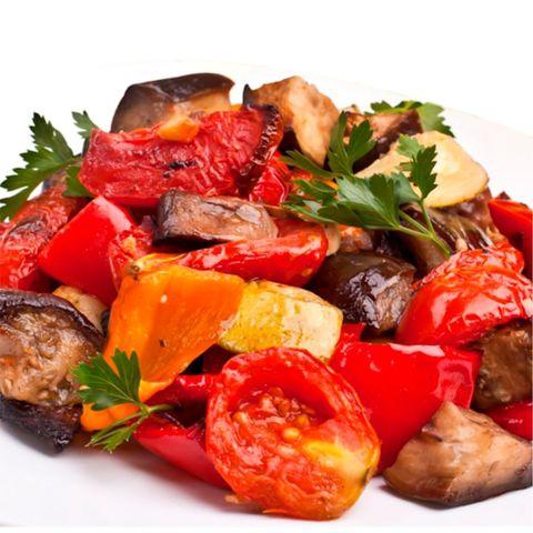Овощи запеченые (правильное питание) 1 кг