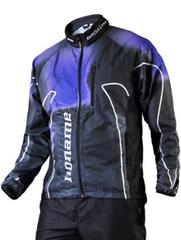 Детская Беговая Куртка Noname Digiprint Jacket Blue