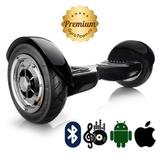 Hoverbot C1 (A8) Premium чёрный (приложение + Bluetooth-музыка + сумка)