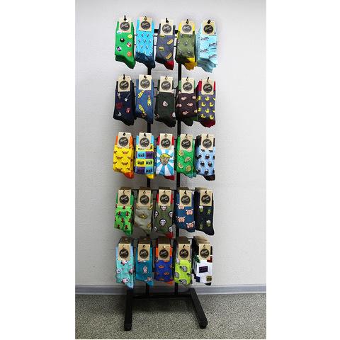 Металлическая стойка для носков