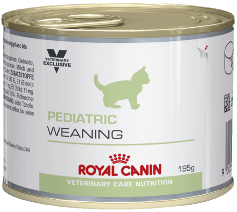 Royal Canin Pediatric Weaning для котят с 4 недель до 4 месяцев и лактирующих кошек