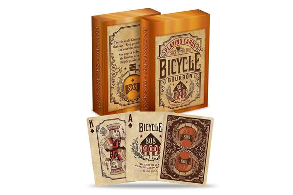 Колода Bicycle bourbon