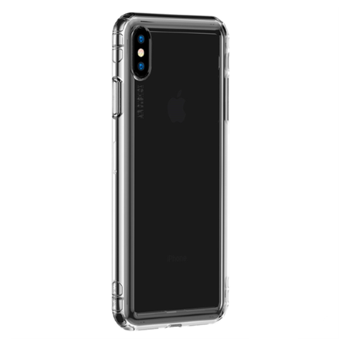 Baseus / Чехол Safety Airbags Case для iPhone X/Xs | Прозрачный